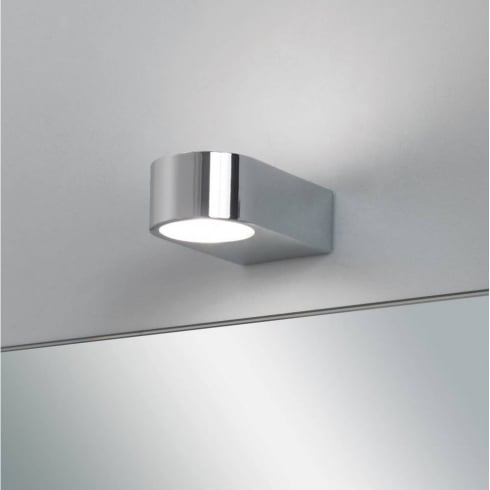 Astro Lighting Epsilon 0600 Bathroom Wall Light in Polished Chrome IP44