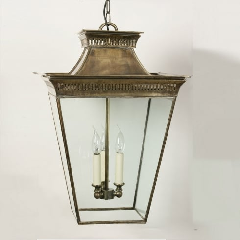 Limehouse Period and Replica Antique Lighting Pagoda 492 Light Antique Pendant