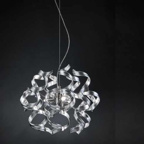 Metal Lux Astro 206 140 15 A410p Silver Ceiling