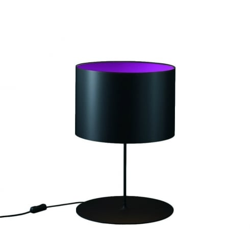 Karboxx Light Half Moon 03TVL005 Purple Table Lamp Mini