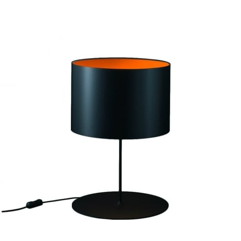 Karboxx Light Half Moon 03TVL006 Orange Table Lamp Mini