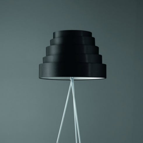 Karboxx Light Babel 10TRBK02 Black Floor Lamp