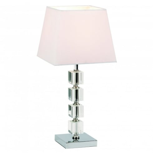 Endon Lighting 96940-TLCH Chrome Table & Desk Lamp