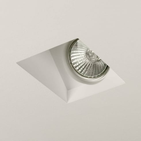 Astro Blanco 45 Recessed Downlight Plaster
