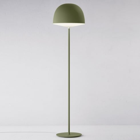 Fontana Arte Chesire Green Interior Floor Lamp 4252