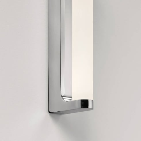 Astro Lighting Avola 0962 Polished Chrome LED Bathroom Surface Wall Light