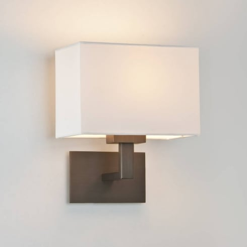 Astro Lighting Chios 150 7127 Exterior Surface Up and Down Wall Light in Painted Silver
