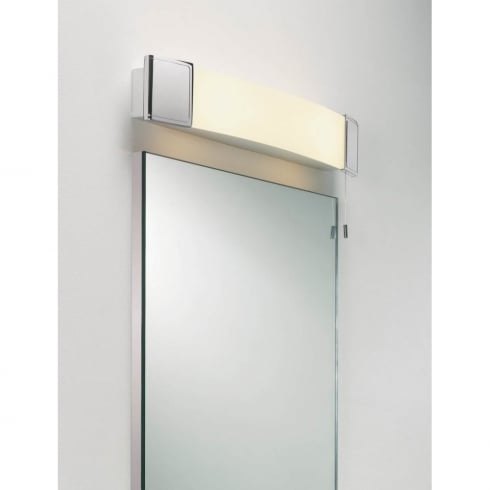 Astro Lighting Palermo 900 0479 Unswitched Polished Chrome Finish Bathroom Surface Wall Light
