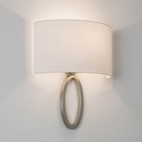 Astro Lighting Lima 7150 Matt Nickel Finish Unswitched Surface Wall Light