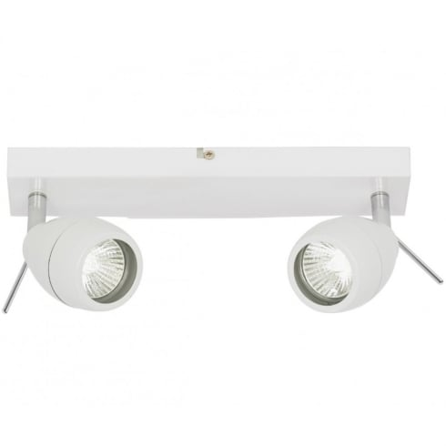 Endon Lighting EL-20094 White Spotlight
