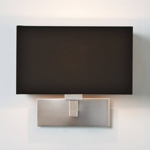 Astro Lighting Park Lane Grande 0678 Matt Nickel Wall Light