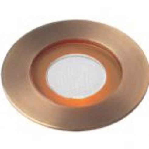 Collingwood GL016 F AB WH Antique Brass LED Ground Light
