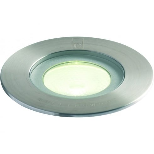 Collingwood GL016 F WHITE Stainless Steel LED Ground Light