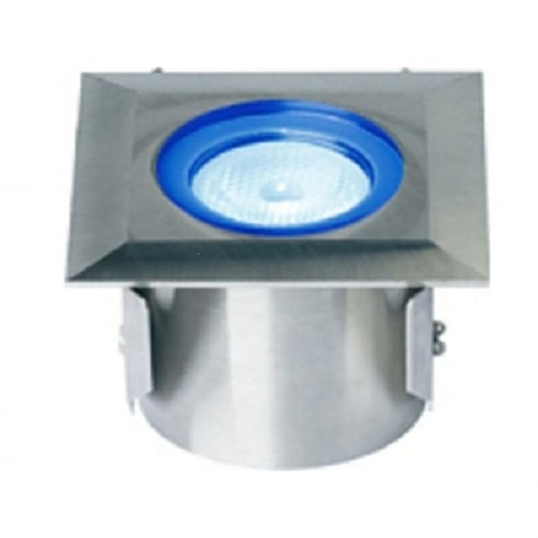Collingwood GL016 SQ BL Stainless Steel LED Ground Light