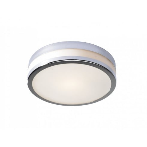 Collingwood Lighting GL022 WHITE Stainless Steel Slotted LED Ground Light
