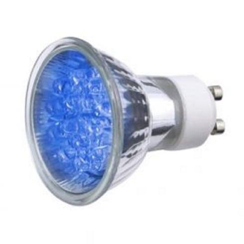 Gu10 5 Mains Lamps Electric 05066 British Blue 1 Led Watt XPZulwOkiT