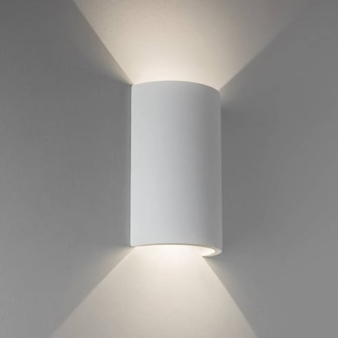 Astro Serifos 170 LED Up/Down Surface Wall Light Plaster