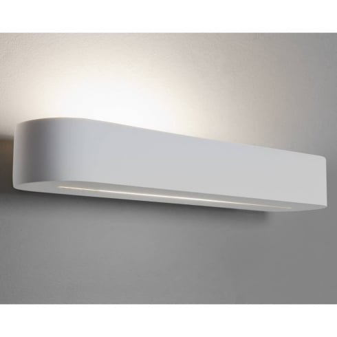 Astro Vento 400 Surface Wall Light Plaster