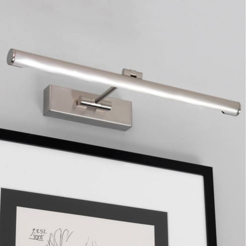 Astro Goya 460 LED Picture Wall Light Brushed Nickel