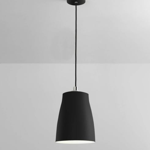Astro Atelier 200 Pendant Ceiling Light Matt Black