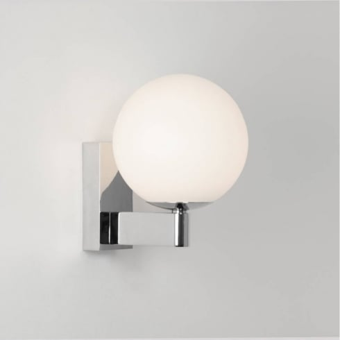 Astro Sagara Surface Wall Light Polished Chrome