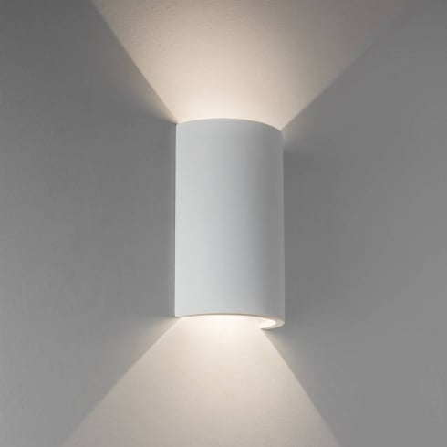 Astro Serifos 170 LED 2700K Surface Wall Light White