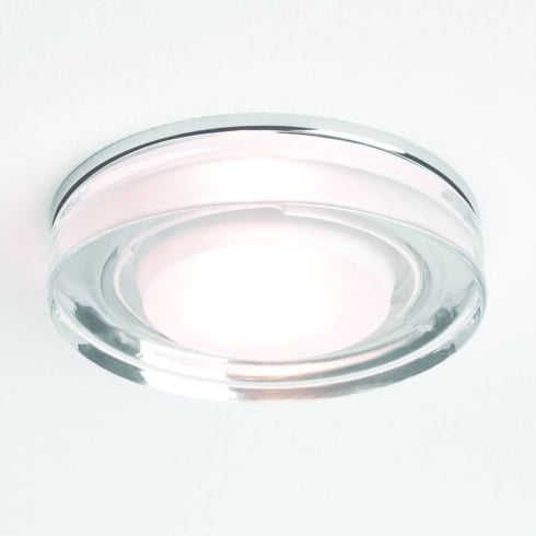 Astro Vancouver Round Downlight Polished Chrome