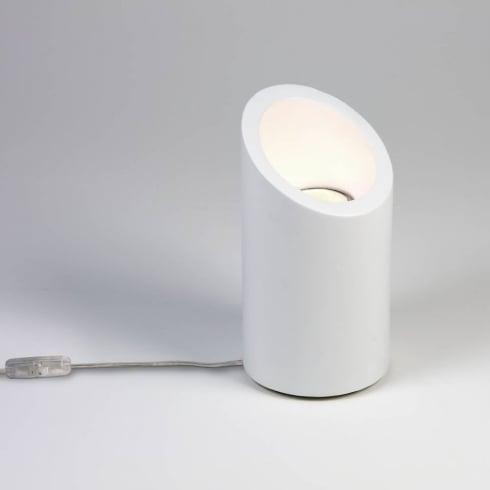 Astro Marasino Floor Lamp Uplighter Plaster