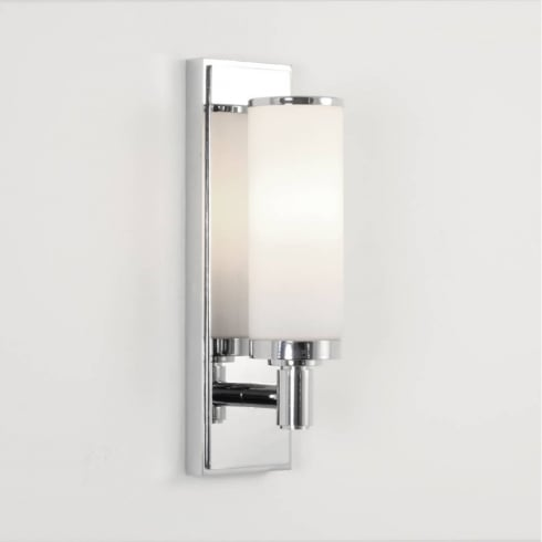 Astro Verona Surface Wall Light in Polished Chrome
