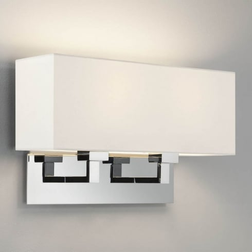 Astro Lighting Park Lane Grande Twin 7062 Surface Wall Light