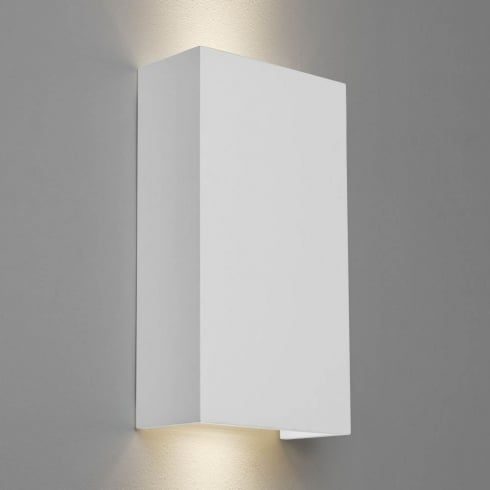 Astro Pella 190 Surface Wall Light Plaster