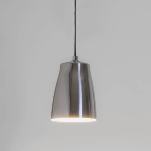 Astro Atelier 200 Pendant Ceiling Light Polished Aluminium