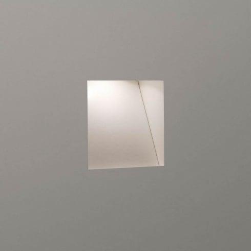 Astro Borgo 65 Trimless Recessed Wall Light Plaster