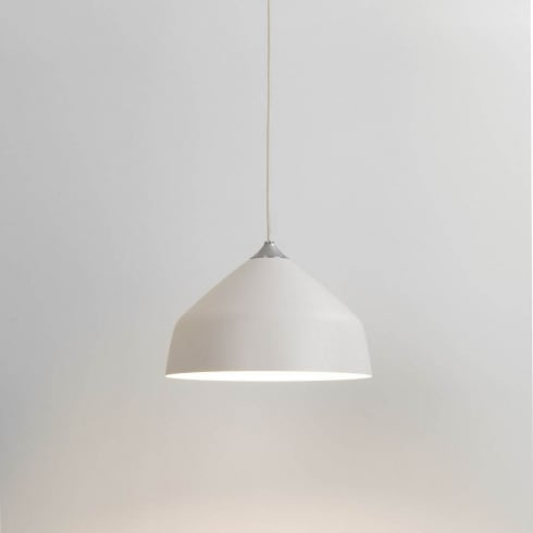 Astro Ginestra 300 Pendant Ceiling Light White