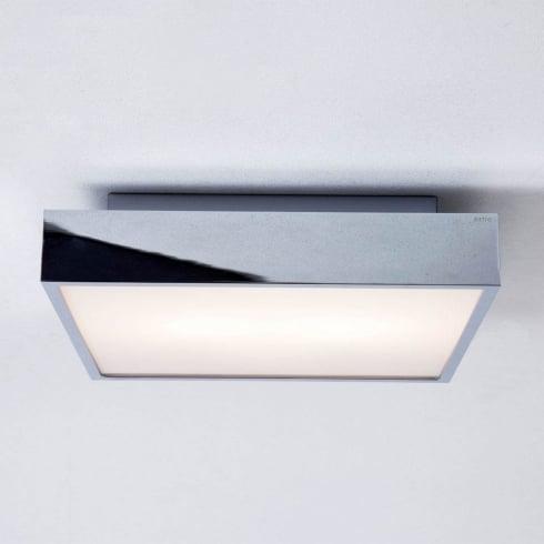 Astro Takeda LED II Flush Ceiling Light Polished Chrome