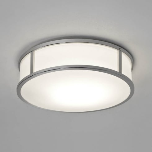 Astro Lighting Mashiko 300 Round LED 7947 Bathroom Ceiling Light