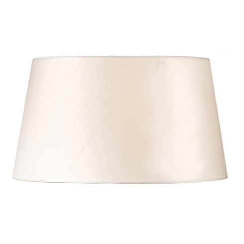 Elstead Lighting Oyster Tapered Cylinder Shade 43cm