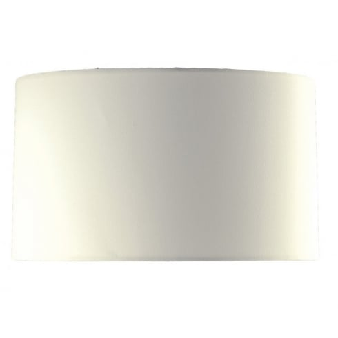 Elstead Lighting Cream Cylinder Shade 34cm