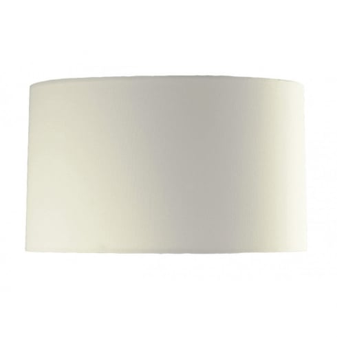 Elstead Lighting Cream Cylinder Shade 42cm