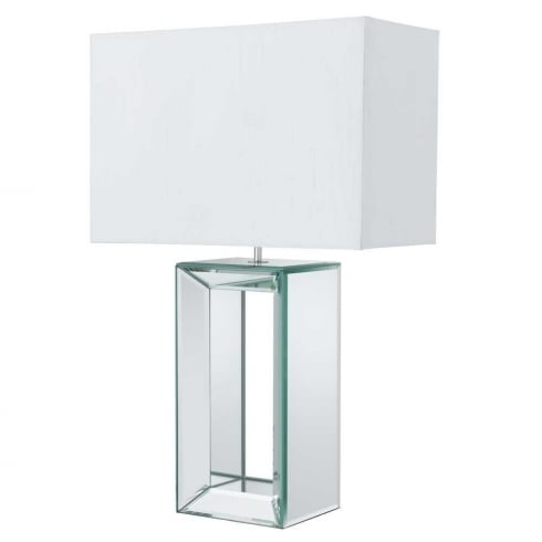 Searchlight Electric 1610 Mirror Reflection Table Lamp