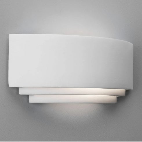 Astro Amalfi 315 Surface Wall Light White