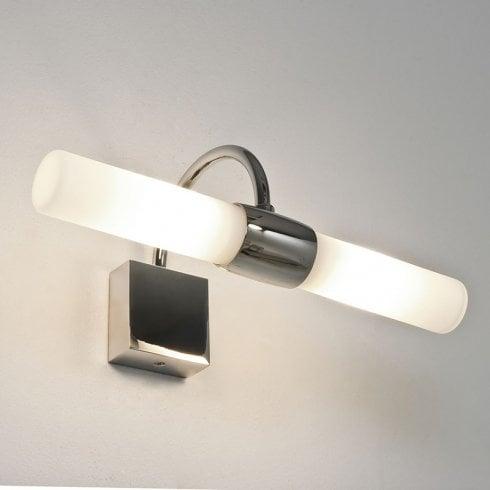 Astro Dayton Surface Bathroom Wall Light Polished Chrome