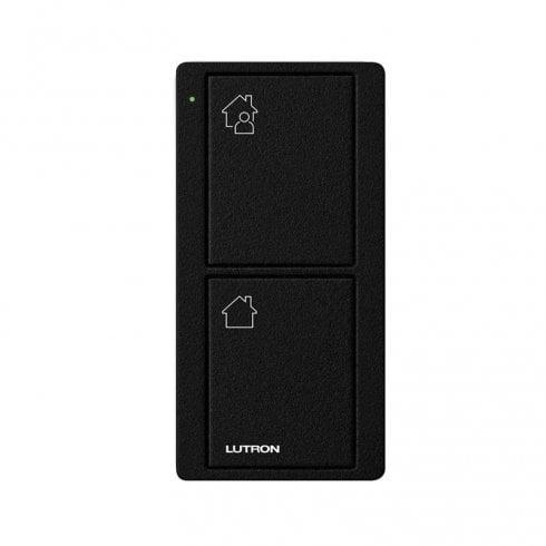 Lutron Pico Scene 2 Button Entry Keypad Black