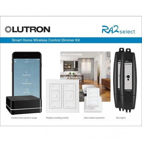 Lutron RA2 Select Starter Kit