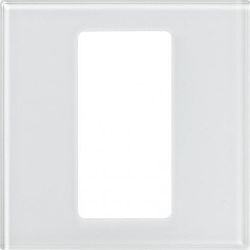 Lutron Pico Wall Faceplate 1 Gang Wireless Single Glass