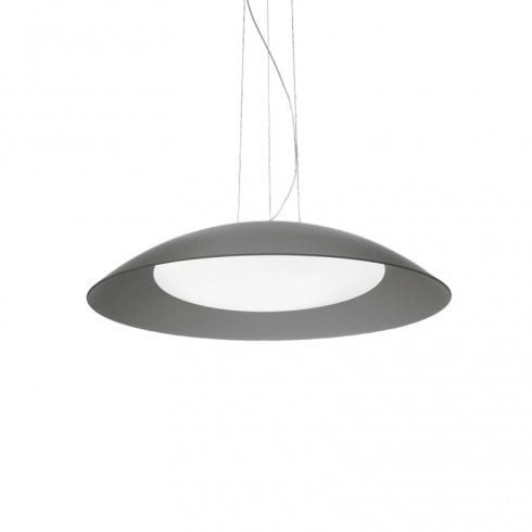 Ideal Lux Lena SP3 Pendant Metal White
