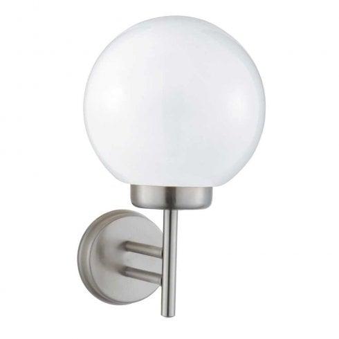 Searchlight Orb 075 P.I.R. Motion Sensor Outdoor Surface Wall Light
