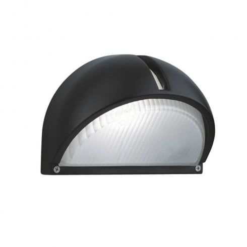Searchlight 130 Outdoor Surface Wall Light Black