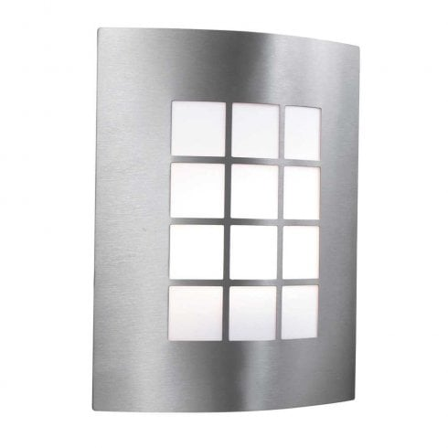 Searchlight Outdoor Surface Wall Light 3140SS Stainless Steel