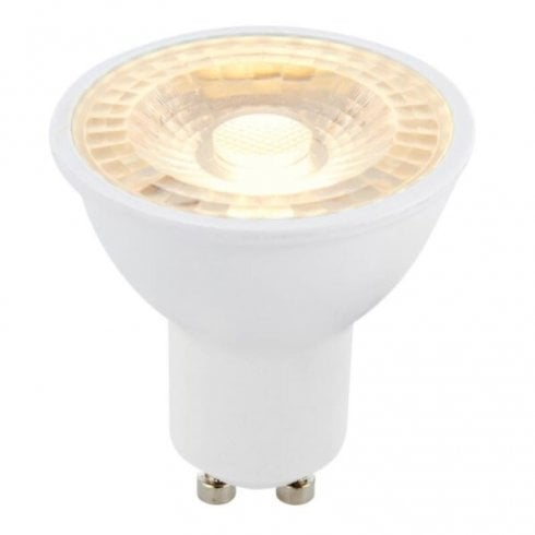 Saxby 6W LED SMD GU10 Non-Dimmable Lamp 3000K Warm White